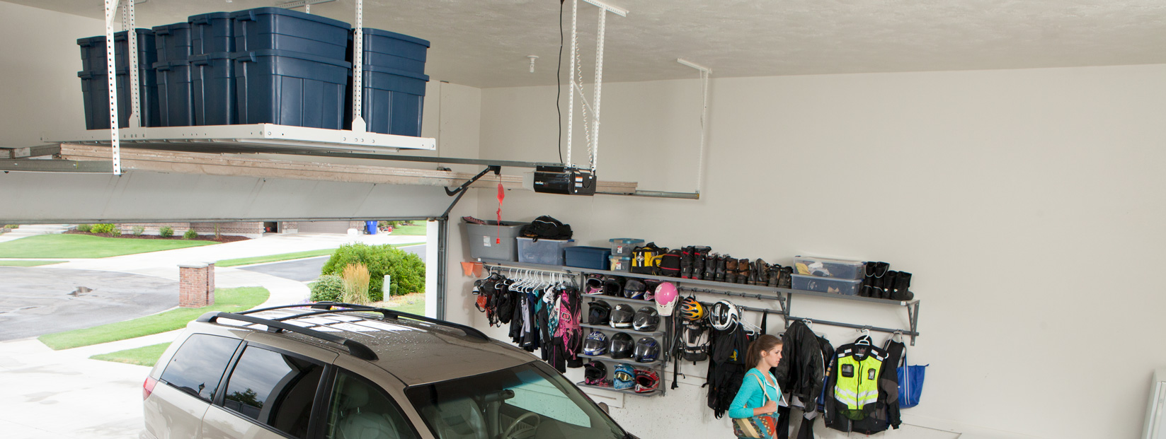 Overhead Storage Houston